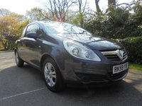 USED 2009 59 VAUXHALL CORSA 1.2 i 16v Active 3dr EXCELLENT SERVICE HISTORY