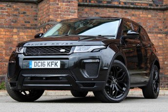 2016 LAND ROVER RANGE ROVER EVOQUE 2.0 TD4 HSE Dynamic Lux AWD (s/s) 5dr £28977.00