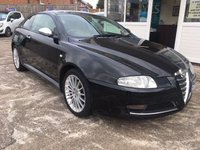 USED 2008 08 ALFA ROMEO GT 1.9 JTDM 16V LUSSO 3d 148 BHP