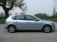 2008 MAZDA 3 1.6 TAKARA 5d 105 BHP £2500.00