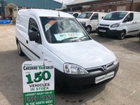 USED 2011 61 VAUXHALL COMBO 1.2 2000 CDTI SWB 70 BHP NO VAT TO PAY 6 MONTHS RAC GOLD WARRANTY NO VAT TO PAY ON THIS VAN 6 MONTHS RAC WARRANTY