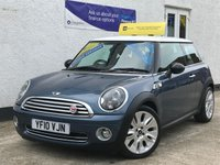 USED 2010 10 MINI HATCH COOPER 1.6 COOPER CAMDEN 3d 122 BHP