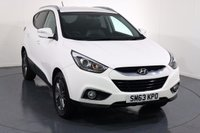 USED 2014 63 HYUNDAI IX35 1.6 GDI SE 5d 133 BHP 2 OWNERS with 3 Stamp SERVICE HISTORY