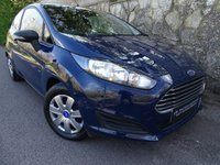 2014 FORD FIESTA 1.6 ECONETIC TDCI 1d 94 BHP CAR DERIVED VAN £4495.00