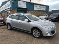 2010 RENAULT MEGANE 1.5 EXPRESSION DCI 5d 85 BHP Full Service History £30 a year road tax  £2995.00
