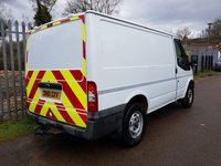 USED 2011 61 FORD TRANSIT T330 2.2 124 BHP SWB LOW ROOF MOBILE MECHANIC RECOVERY TRANSPORTER