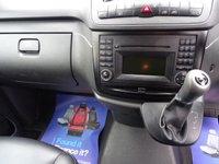 USED 2013 13 MERCEDES-BENZ VITO 2.1 113 CDI TRAVELINER 5d AUTO 136 BHP MERCEDES BENZ VITO TRAVELINER AUTO TWIN SLIDING ELEC DOORS