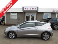 USED 2011 61 HONDA CR-Z 1.5 I-VTEC IMA S 3DR 113 BHP  +++£30 ROAD TAX+++ +++AUGUST SALE NOW ON+++