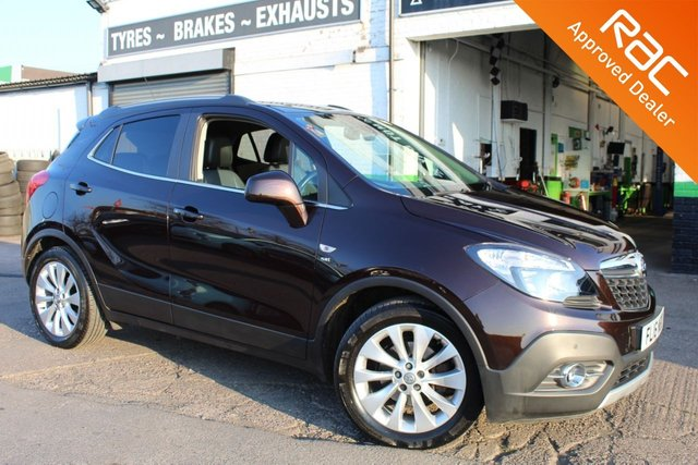 USED 2016 16 VAUXHALL MOKKA 1.4 SE S/S 5d 138 BHP 4x4 VIEW AND RESERVE ONLINE OR CALL 01527-853940 FOR MORE INFO.