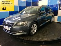 2016 SKODA SUPERB 1.6 SE BUSINESS TDI 5d 118 BHP £9395.00