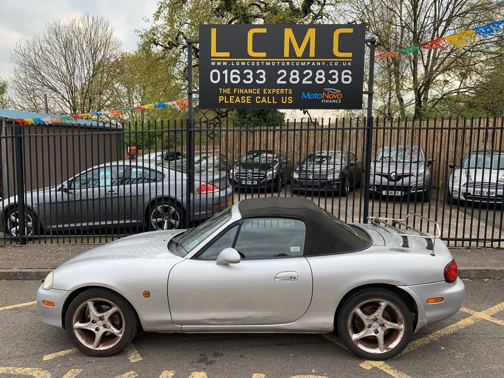 mazda mx 5 2003 road tax