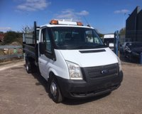 USED 2012 62 FORD TRANSIT 350 DRW
