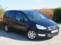 USED 2015 15 FORD GALAXY 2.0 ZETEC TDCI 5d AUTO FULL SERVICE HISTORY * 7 SEATER * AUTOMATIC * ONE OWNER * BLUETOOTH