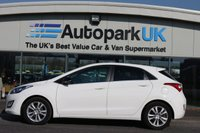 USED 2014 14 HYUNDAI I30 1.4 SE 5d 98 BHP LOW DEPOSIT OR NO DEPOSIT FINANCE AVAILABLE