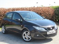 USED 2010 SEAT IBIZA 1.4 SPORT 5d SERVICE HISTORY * 12 MONTHS MOT * AIR CON * AUX