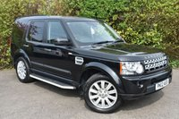 USED 2012 12 LAND ROVER DISCOVERY 3.0 4 SDV6 HSE 5d AUTO 255 BHP STUNNING STUNNING HSE LOW MILES FLRSH