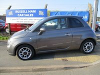 2010 FIAT 500 1.2 S 3d 69 BHP £3995.00
