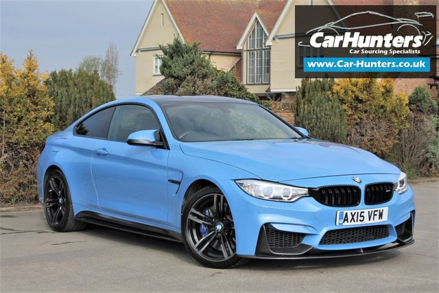 View our BMW M4