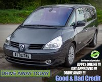 USED 2011 11 RENAULT GRAND ESPACE 2.0 DYNAMIQUE TOMTOM INITIALE LUXE PACK DCI 5d AUTO 175 BHP