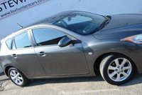 USED 2010 10 MAZDA 3 1.6 TS2 5d 105 BHP FREE SIX MONTH WARRANTY CHEAP CAR WITH LOW MILEAGE