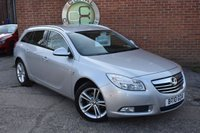 USED 2010 10 VAUXHALL INSIGNIA 2.0 SRI CDTI 5d AUTO 157 BHP WE OFFER FINANCE ON THIS CAR