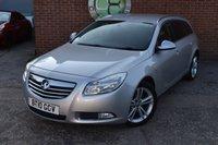 2010 VAUXHALL INSIGNIA 2.0 SRI CDTI 5d AUTO 157 BHP £4290.00
