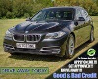 2014 BMW 5 SERIES 2.0 520D SE 4d 188 BHP £13295.00