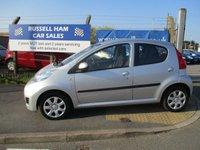2010 PEUGEOT 107 1.0 URBAN 5d 68 BHP £2995.00