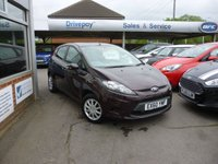 USED 2010 60 FORD FIESTA 1.6 ECONETIC TDCI 5d 94 BHP