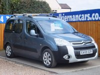 2009 CITROEN BERLINGO 1.6 MULTISPACE XTR HDI 5d 90 BHP £4795.00