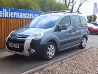 USED 2009 59 CITROEN BERLINGO 1.6 MULTISPACE XTR HDI 5d 90 BHP FSH, AIR CON