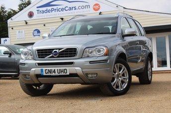 2014 VOLVO XC90 2.4 D5 SE LUX AWD 5d AUTO 200 BHP £17295.00