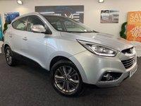 2013 HYUNDAI IX35 1.7 SE CRDI 5d 114 BHP £8699.00