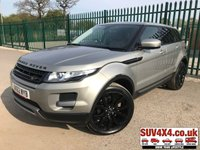 USED 2012 62 LAND ROVER RANGE ROVER EVOQUE 2.2 ED4 PURE 5d 150 BHP LEATHER 20 ALLOYS PRIVACY FSH STUNNING GOLD MET WITH FULL BEIGE LEATHER TRIM. HEATED SEATS. CRUISE CONTROL. 20 INCH BLACK ALLOYS. COLOUR CODED TRIMS. PRIVACY GLASS. PARKING SENSORS. BLUETOOTH PREP. CLIMATE CONTROL INCLUDING AIR CON. MULTIMEDIA SYSTEM. R/CD/DAB RADIO. 6 SPEED MANUAL. MFSW. TOWBAR. MOT 04/20. ONE PREV OWNER. FULL SERVICE HISTORY. PRESTIGE SUV CENTRE - LS24 8EJ. TEL 01937 849492 OPTION 1