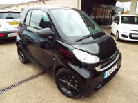 2014 SMART FORTWO 1.0 GRANDSTYLE EDITION 2d AUTO 84 BHP £4495.00