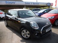 2016 MINI HATCH COOPER 1.5 COOPER 3d 134 BHP £10999.00