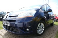 2007 CITROEN C4 GRAND PICASSO 1.6 VTR PLUS HDI 5d 110 BHP £689.00