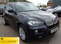 USED 2008 08 BMW X5 3.0 SD M SPORT 5d AUTO 282 BHP £6825 FACTORY FITTED OPTIONAL EXTRAS. SERVICE HISTORY & X2 KEYS