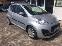 USED 2013 63 PEUGEOT 107 1.0 ACTIVE 3d 68 BHP