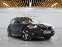 USED 2015 65 BMW 1 SERIES 2.0 120D SPORT 5d AUTO 188 BHP