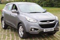 2013 HYUNDAI IX35 1.7 STYLE CRDI 5d 114 BHP £7995.00