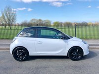 USED 2018 18 VAUXHALL ADAM 1.2 ENERGISED 3d 69 BHP