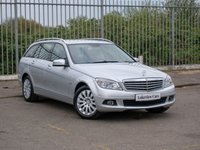 2010 MERCEDES-BENZ C CLASS 2.1 C220 CDI BLUEEFFICIENCY ELEGANCE 5d AUTO 170 BHP £6445.00