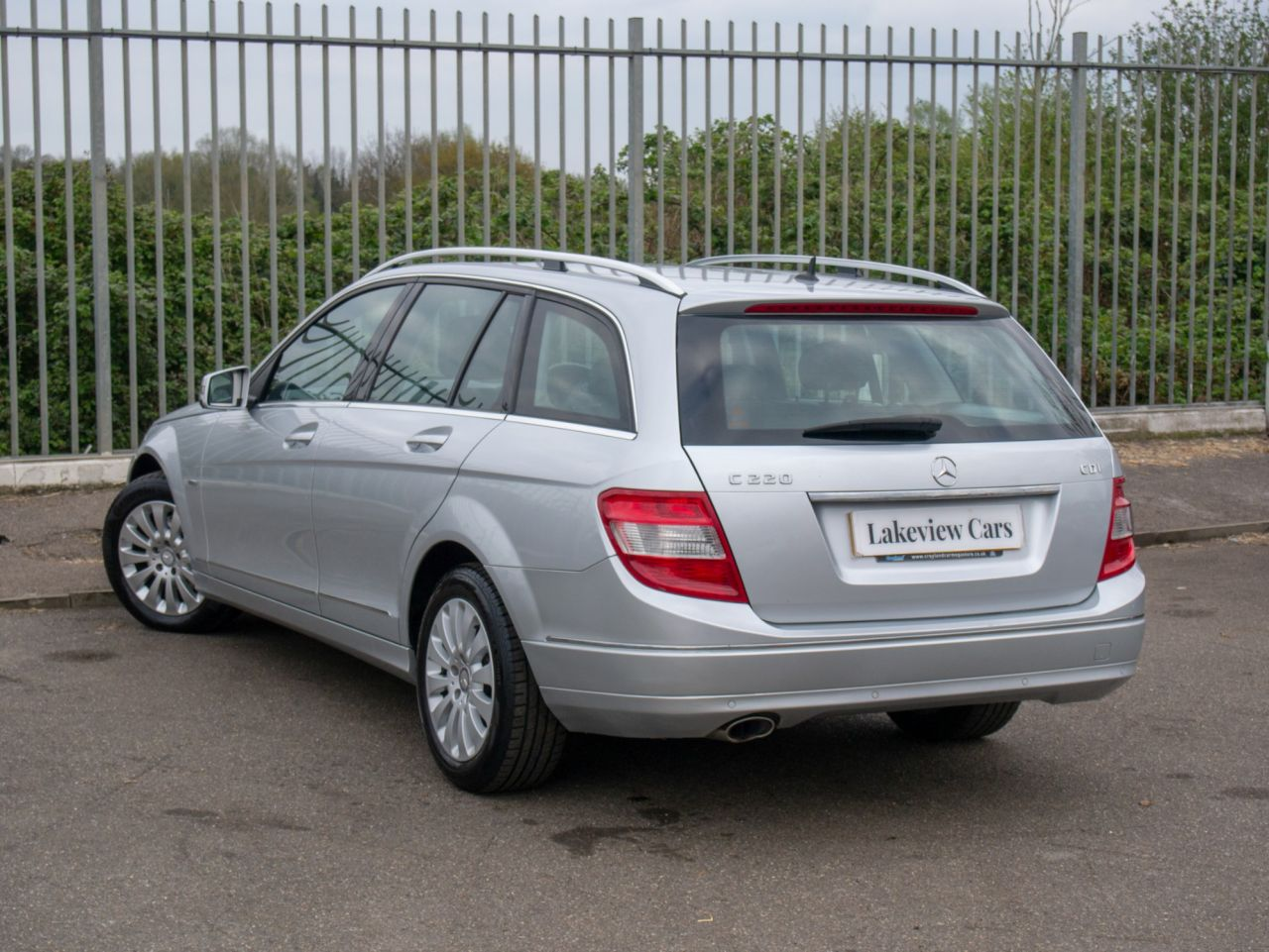 Mercedes-Benz C Class C220 CDI Blueefficiency Elegance