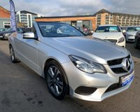 2014 MERCEDES-BENZ E CLASS 2.1 E220 CDI SE 2d AUTO 170 BHP £15995.00