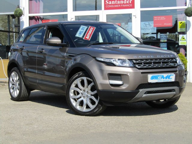 2015 64 LAND ROVER RANGE ROVER EVOQUE 2.2 SD4 PURE TECH 5d AUTO 190 BHP