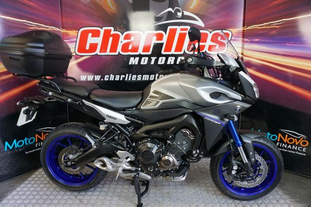 View our YAMAHA MT-09 TRACER ABS
