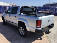 USED 2014 14 VOLKSWAGEN AMAROK 2.0 DC TDI CANYON 4MOTION 1d AUTO 180 BHP