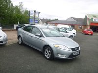 2009 FORD MONDEO}