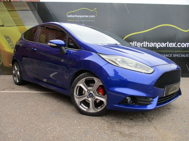 2014 63 FORD FIESTA 1.6 ST-2 3d 180 BHP 58,000 MILES 1 OWNER